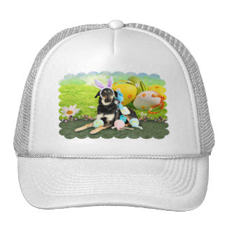 Easter - Mixed Breed - Jake Trucker Hat