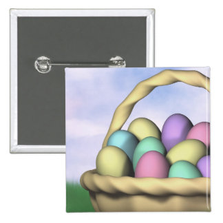 Easter Morning Pinback Buttons