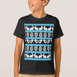 Easter pattern. Any background color. T-Shirt