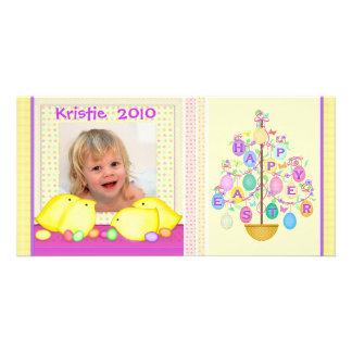 Easter Personalized Photo Card