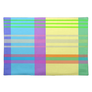 Easter Plaid Placemat