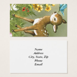 Easter Play Business Card