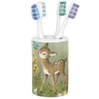 Easter Play Soap Dispenser And Toothbrush Holder