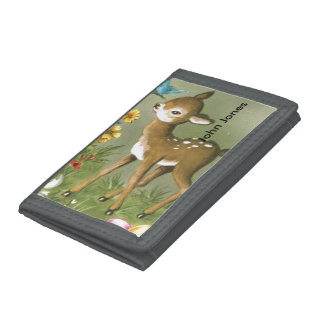 Easter Play Tri-fold Wallet