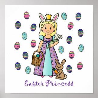 Easter Princess Print