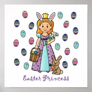 Easter Princess Poster