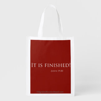 Easter Quotes Grocery Bags