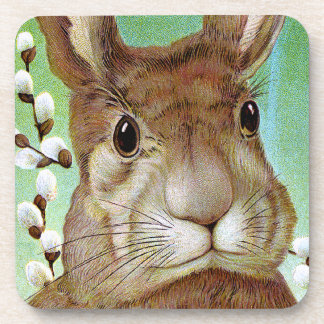 Easter Rabbit Coaster