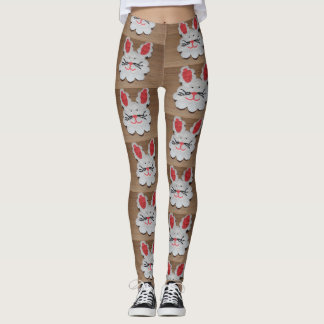 Easter Rabbit Leggings