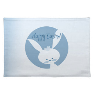 Easter Rabbit Placemat