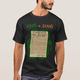 Easter Rising 1916 - 2016 Commemorative Shirt