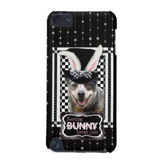 Easter Some Bunny Loves You Australian Cattle Dog iPod Touch 5G Case