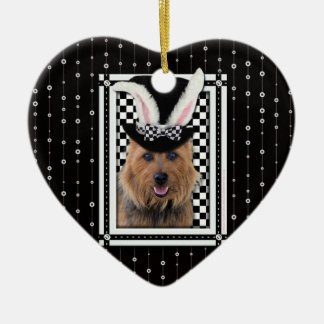 Easter - Some Bunny Loves You - Australian Terrier Ornaments