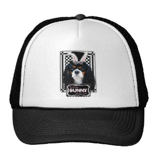 Easter - Some Bunny Loves You - Cavalier Trucker Hats