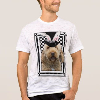 Easter - Some Bunny Loves You - GoldenDoodle T-Shirt