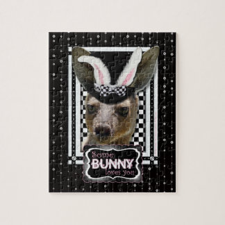 Easter - Some Bunny Loves You - Kangaroo Puzzles