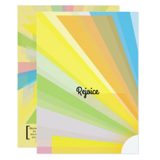 Easter Sonrise Resurrection Greeting Card
