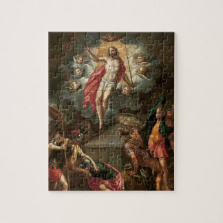 Easter The Resurrection Of Jesus Puzzle