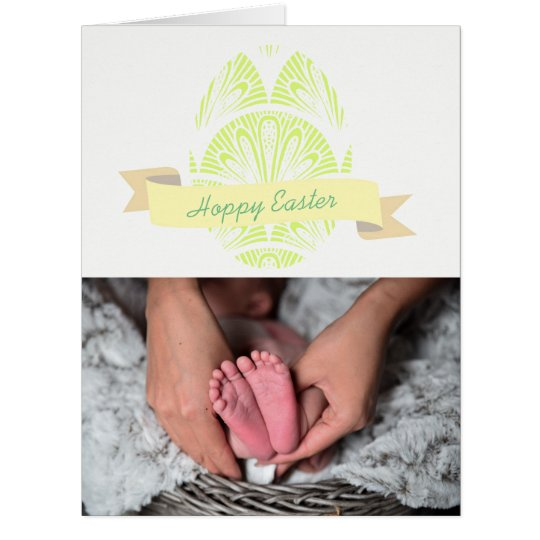 Easter Whimsy Card