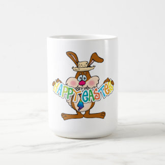 EasterB26 Happy Easter Bunny Mugs