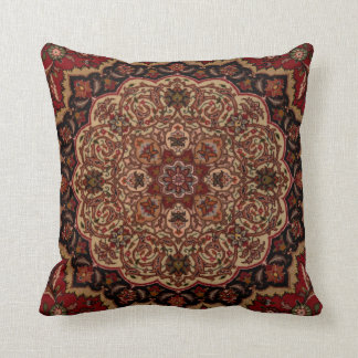 Eastern Accent Vintage Persian Pattern Cushion