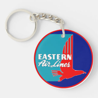 Eastern Airlines Old Logo Keychain circa 1938