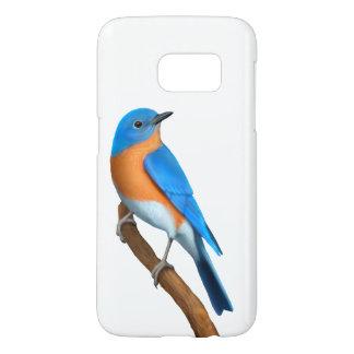 Eastern Bluebird Samsung Galaxy Case
