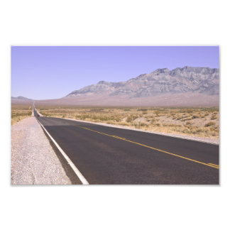 Eastern California Highway Photo Print