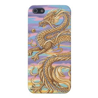 Eastern Dawn Dragon iPhone 5/5S Cover