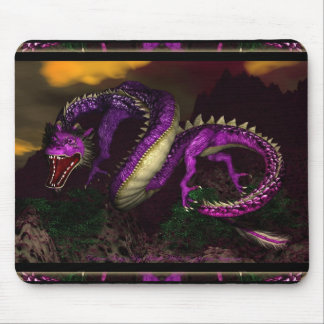 Eastern Dragon Mousepad
