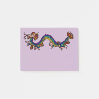 Eastern Dragon Post-it Notes