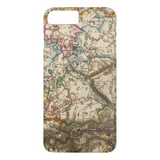 Eastern European Map iPhone 7 Plus Case