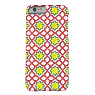 Eastern geometric pattern barely there iPhone 6 case