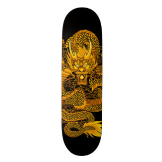 Eastern Gold Dragon One Element Custom Pro Deck Skate Board Deck