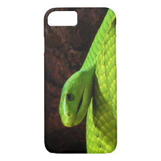 Eastern Green Mamba Dendroaspis Angusticeps iPhone 7 Case