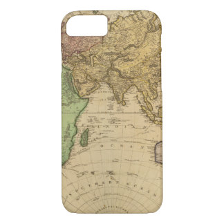 Eastern Hemisphere 10 iPhone 7 Case