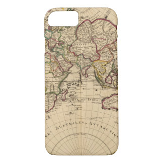 Eastern Hemisphere 12 iPhone 7 Case