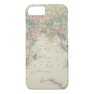 Eastern Hemisphere 14 iPhone 7 Case