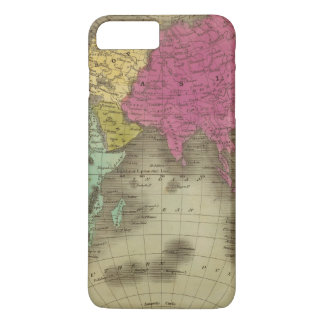 Eastern Hemisphere 15 2 iPhone 7 Plus Case