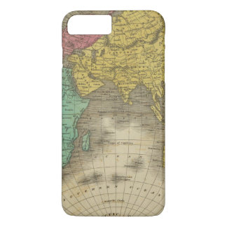 Eastern Hemisphere 15 iPhone 7 Plus Case