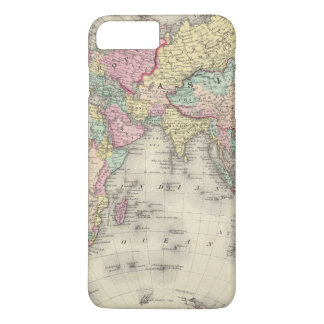 Eastern Hemisphere 16 iPhone 7 Plus Case