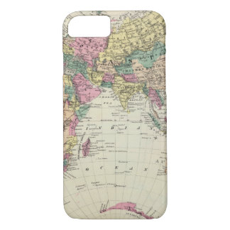Eastern Hemisphere 2 iPhone 7 Case