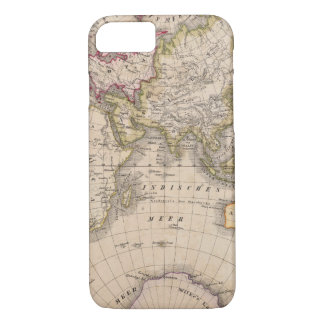 Eastern Hemisphere 4 iPhone 7 Case