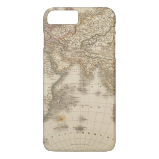 Eastern Hemisphere 5 iPhone 7 Plus Case