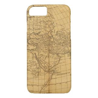 Eastern Hemisphere 6 iPhone 7 Case