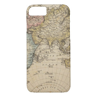 Eastern Hemisphere 9 2 iPhone 7 Case