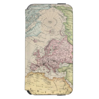 Eastern Hemisphere of Europe Incipio Watson™ iPhone 6 Wallet Case