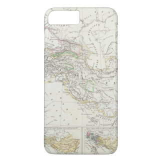 Eastern Hemisphere World Map iPhone 7 Plus Case