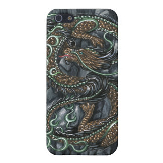 Eastern Land Dragon Cover For iPhone 5/5S