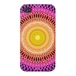 Eastern Mosaic Mandala iPhone 4 Case